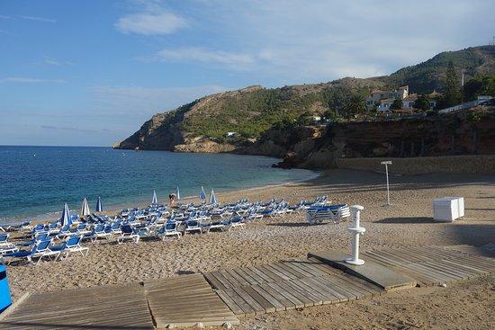 Playa El Charcón