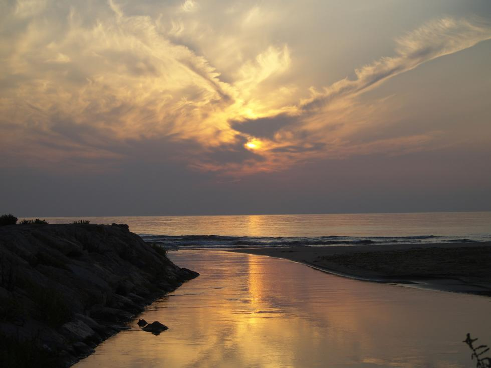 Foto playa Beatriz.