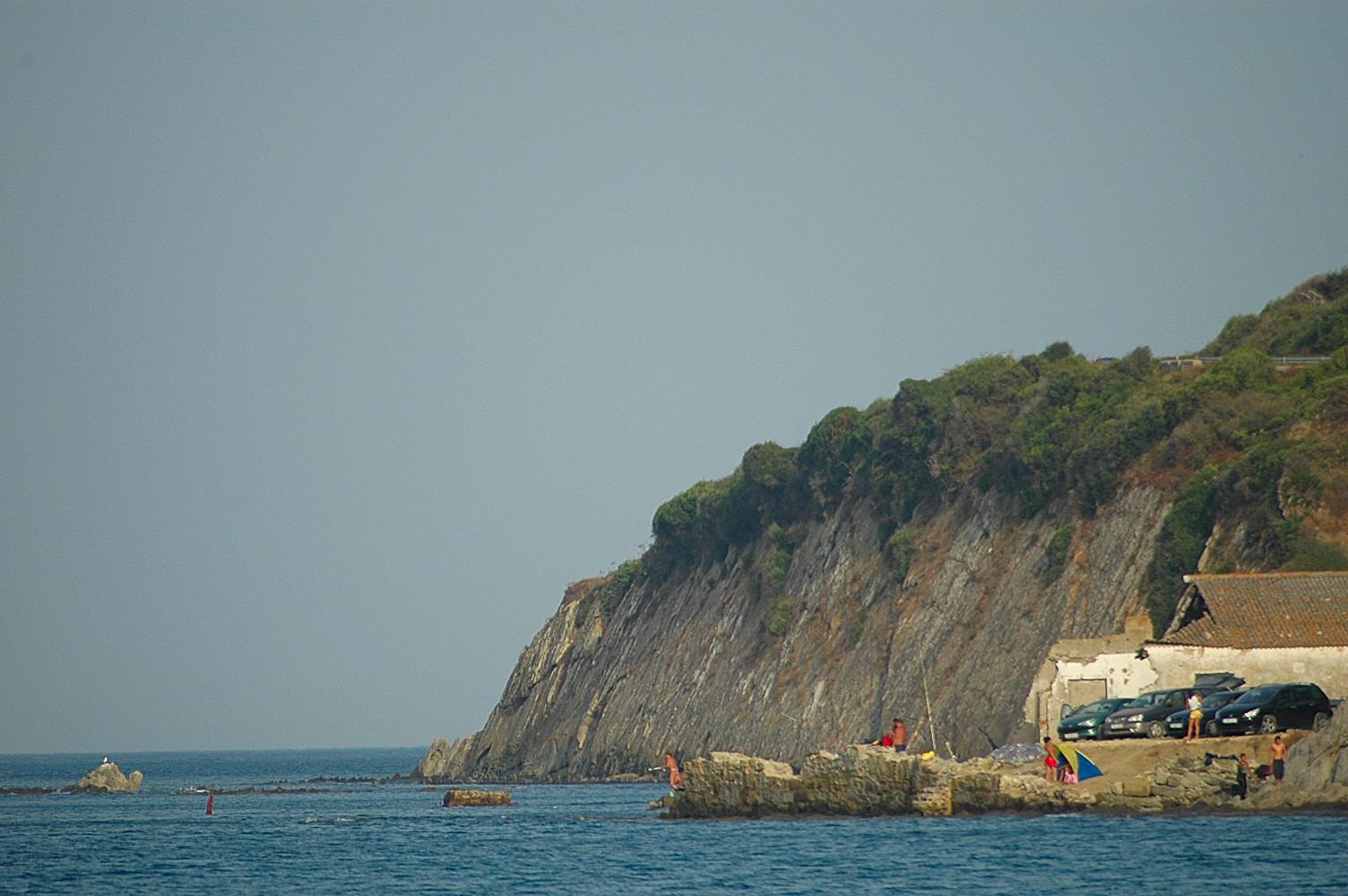 Foto playa El Rinconcillo. La Ballenera