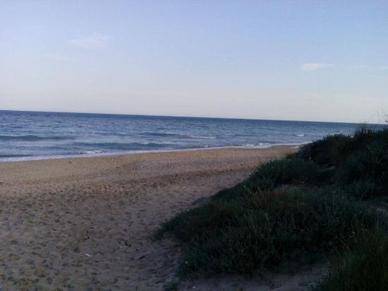 Foto playa Playa del Hierro.