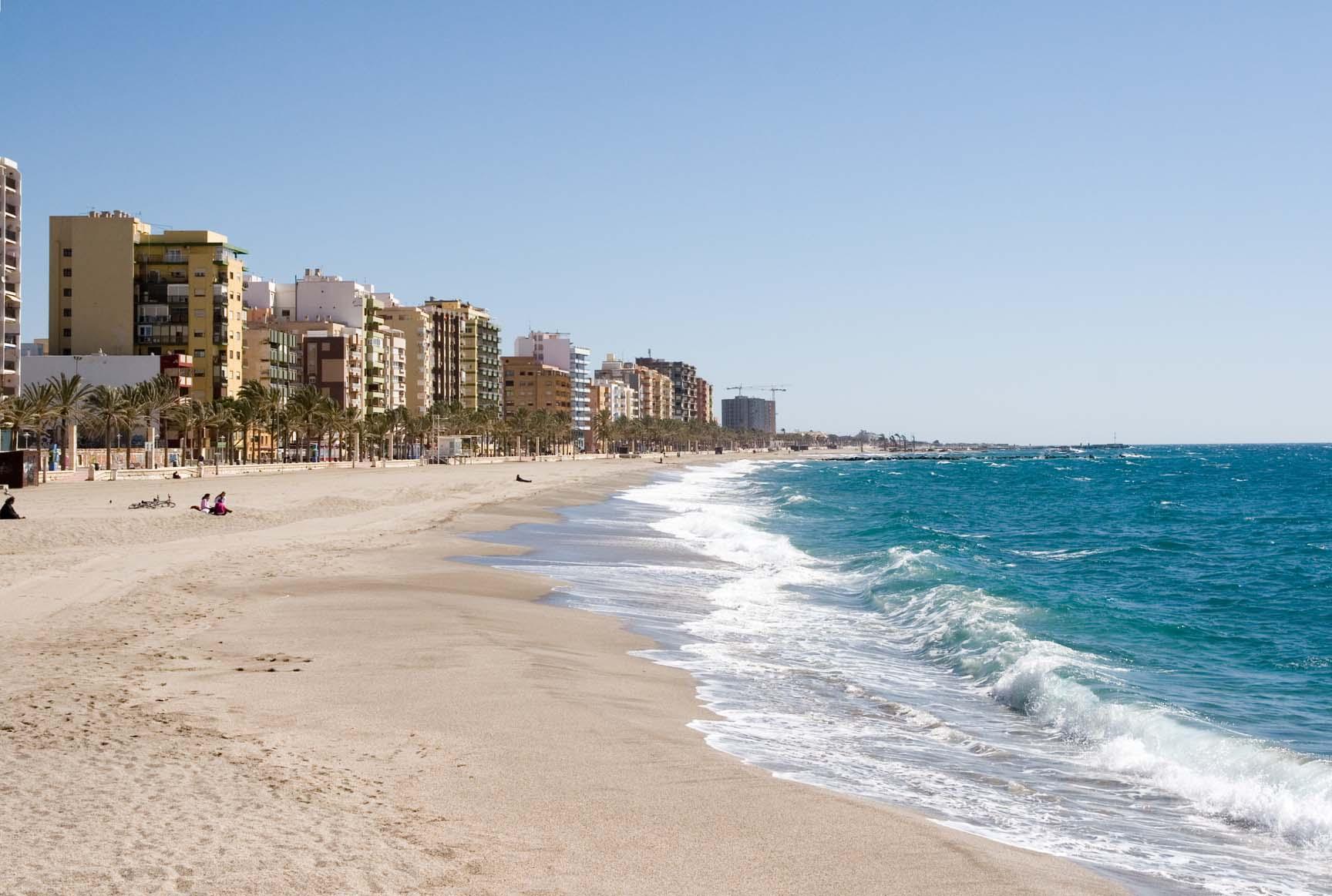 Playa El Viejo Rey
