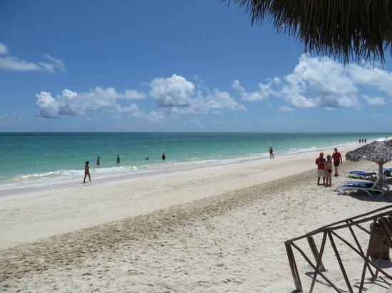 Foto playa Las Coloradas.