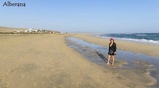 Foto playa Sotavento / Jandía / Costa Calma.