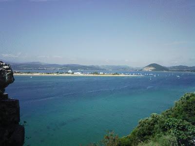 Foto playa Triana / La Burra.