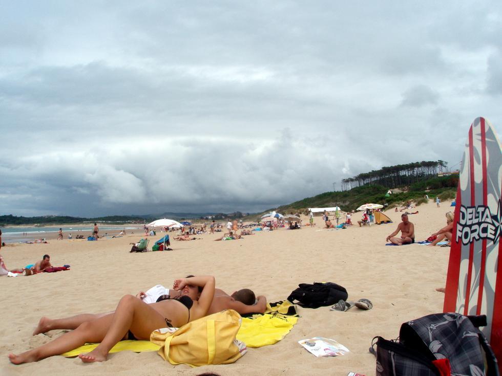 Foto playa Lomo Galeón.