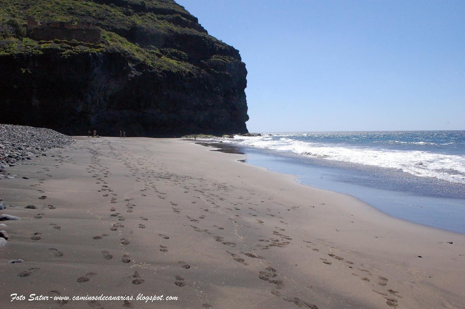 Foto playa Güi- Güi Chico.