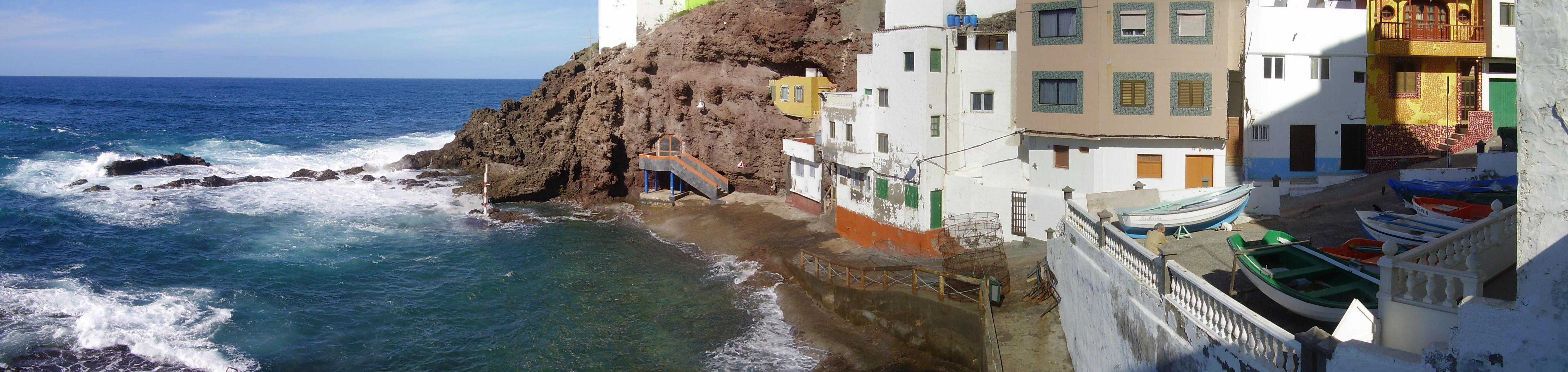 Playa Caleta de Arriba
