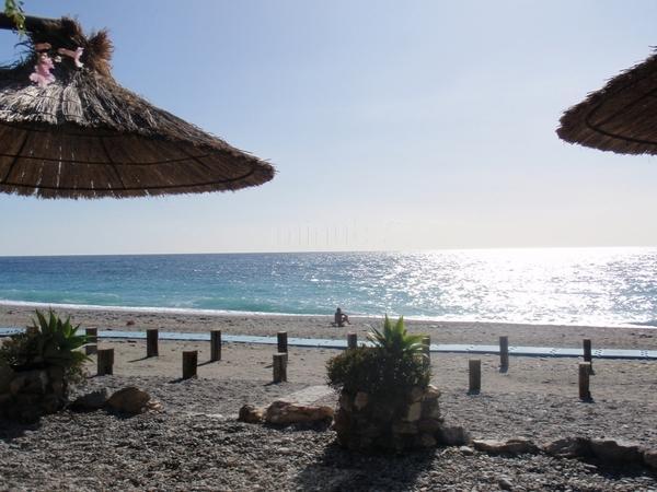 Foto playa Francesa / La Herradura.