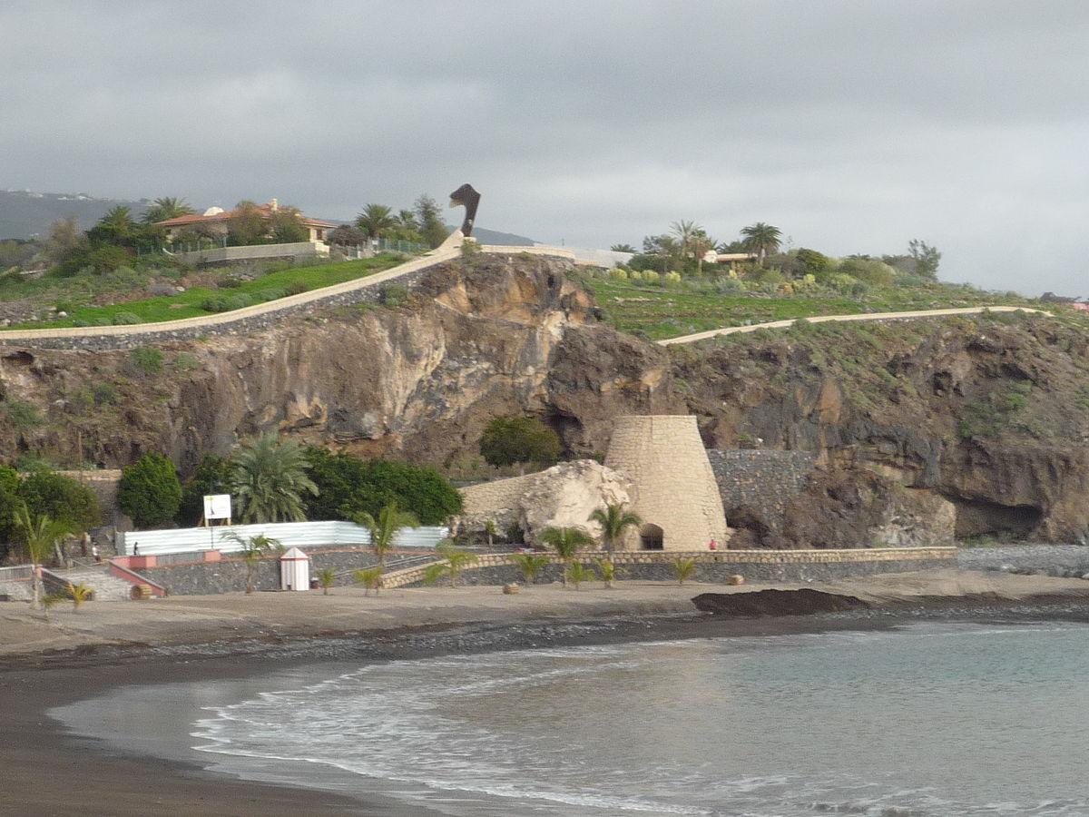 Foto playa San Juan.