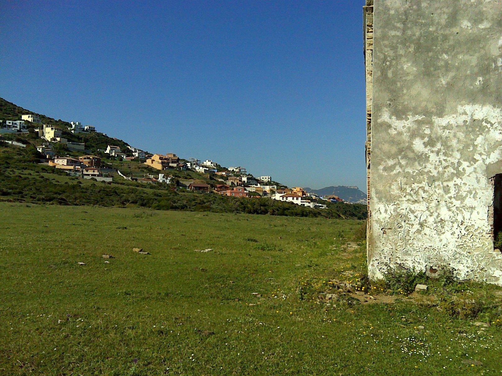 Foto playa Cala Arenas. Urbanización Punta Carnero