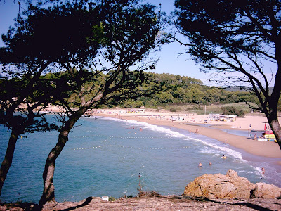 Foto playa Famara.