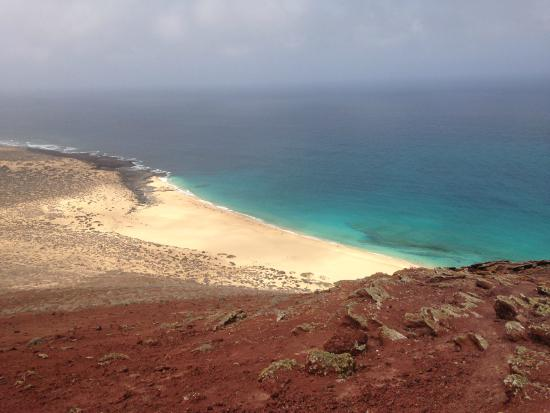 Foto playa Montaña Bermeja.