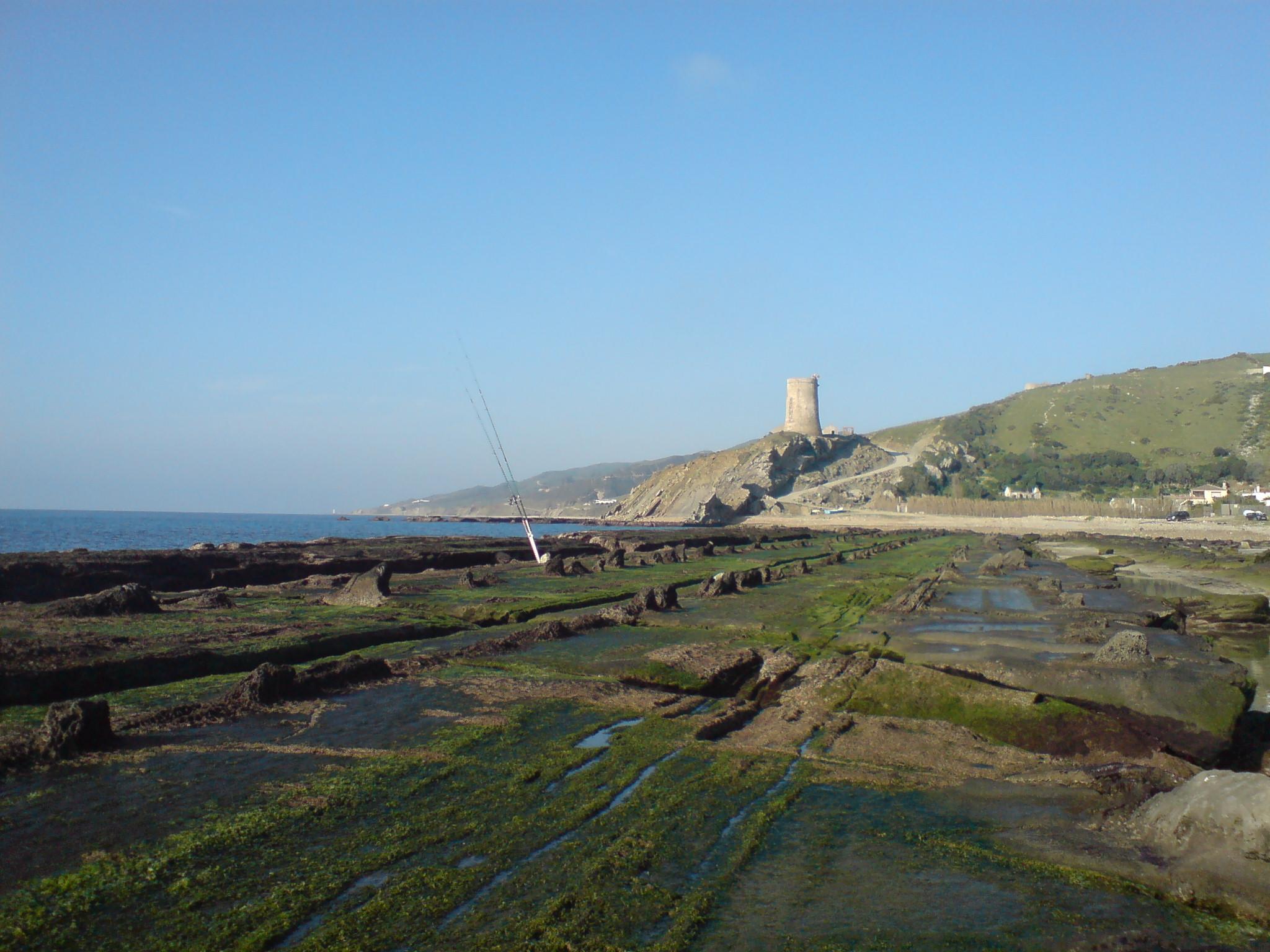 Foto playa Playa Chica. Plancha de la torre