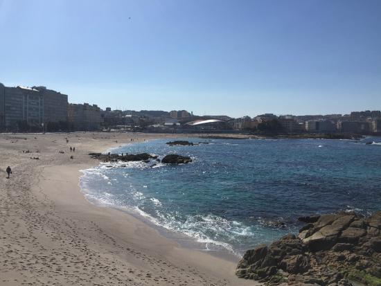 Foto playa La Campana.