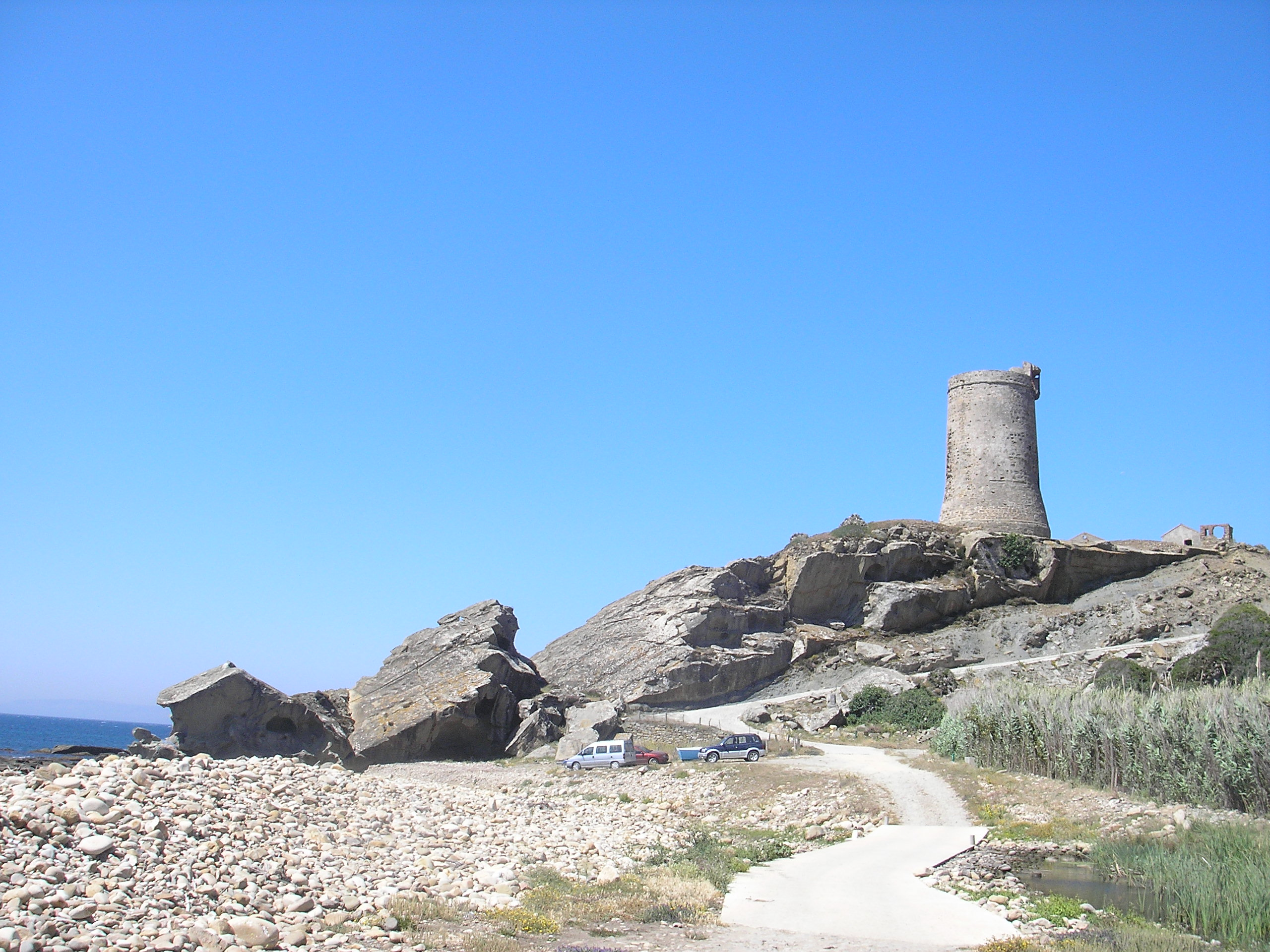 Foto playa Playa Chica. Torre Guadalmesi