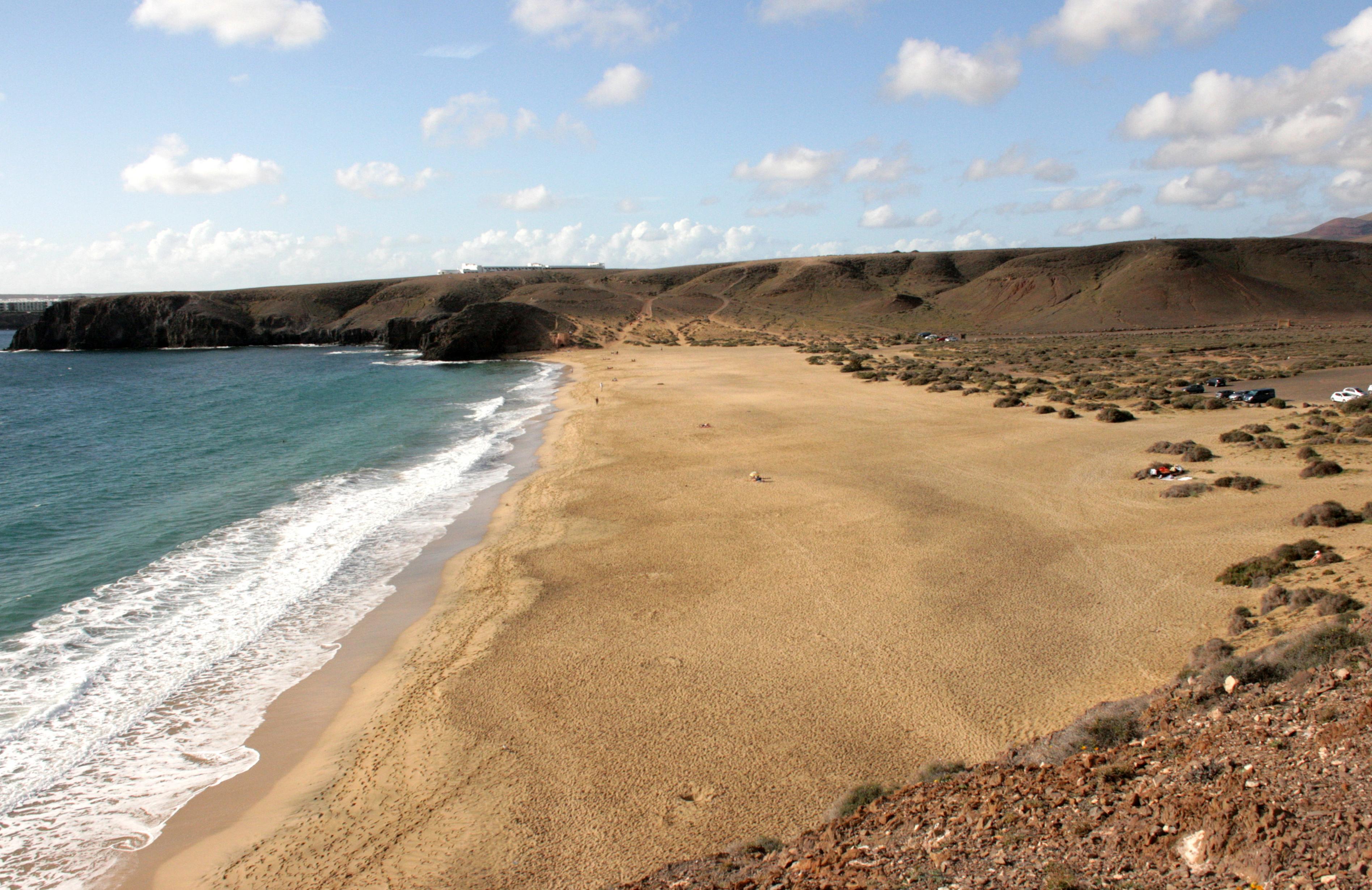 Foto playa Caletón del Cobre.
