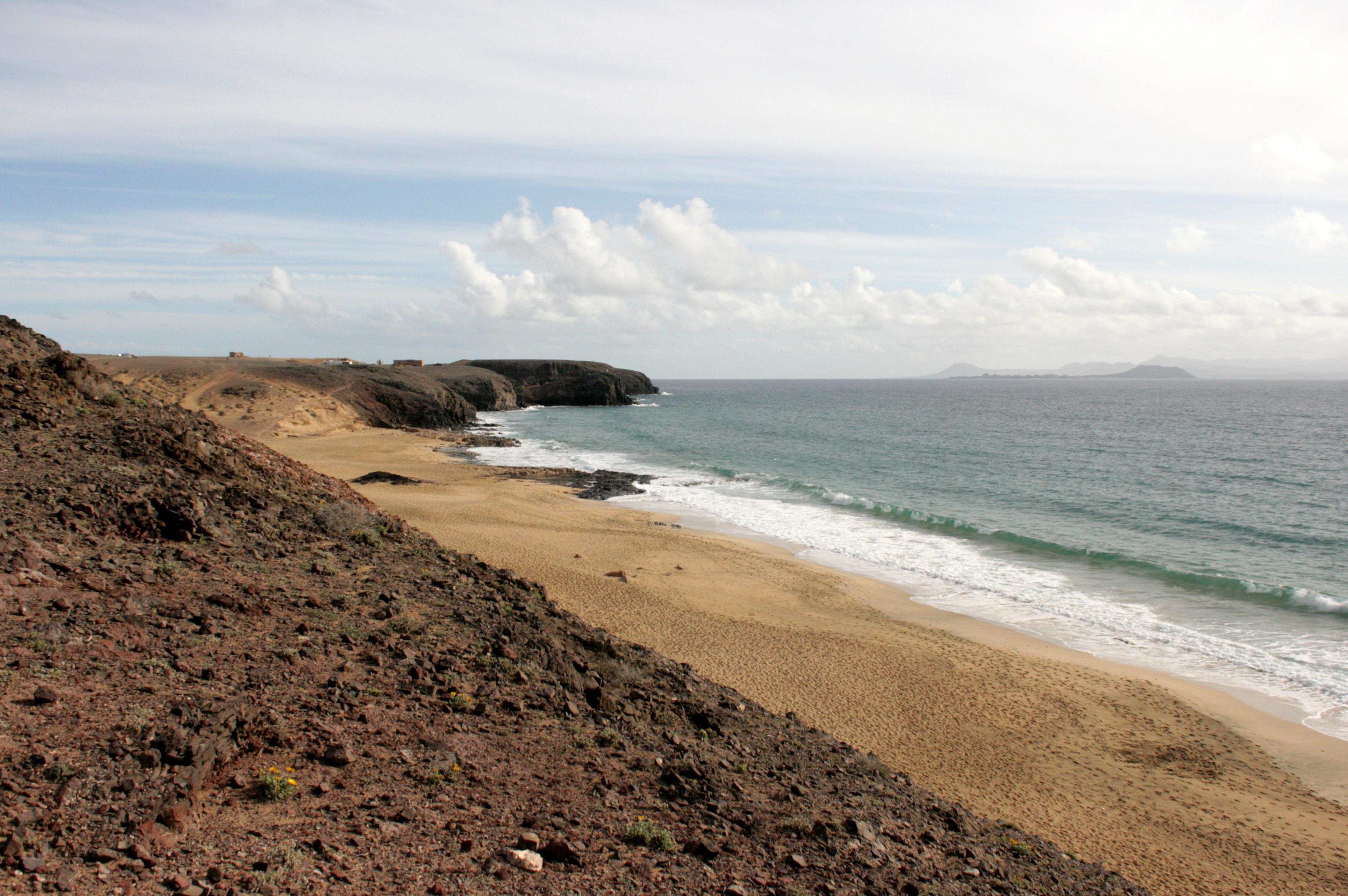 Playa Caletón de San Marcial