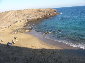 Playa La Cera / Cerita