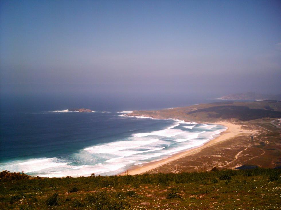 Foto playa Puerto Muelas.
