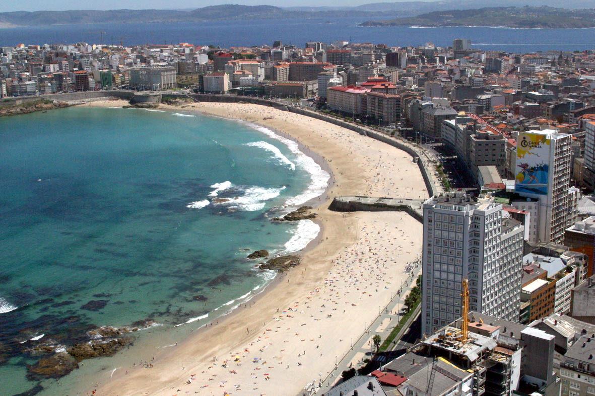 Foto playa El Pasito.