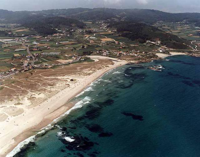Foto playa La Colorada.