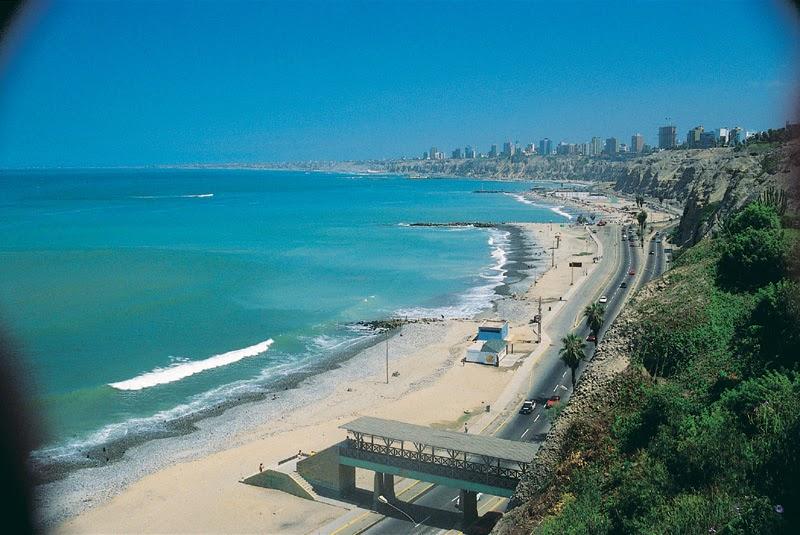 Foto playa Barranco de las Pilas.