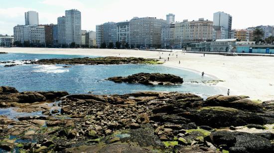 Foto playa La Fuentecita.
