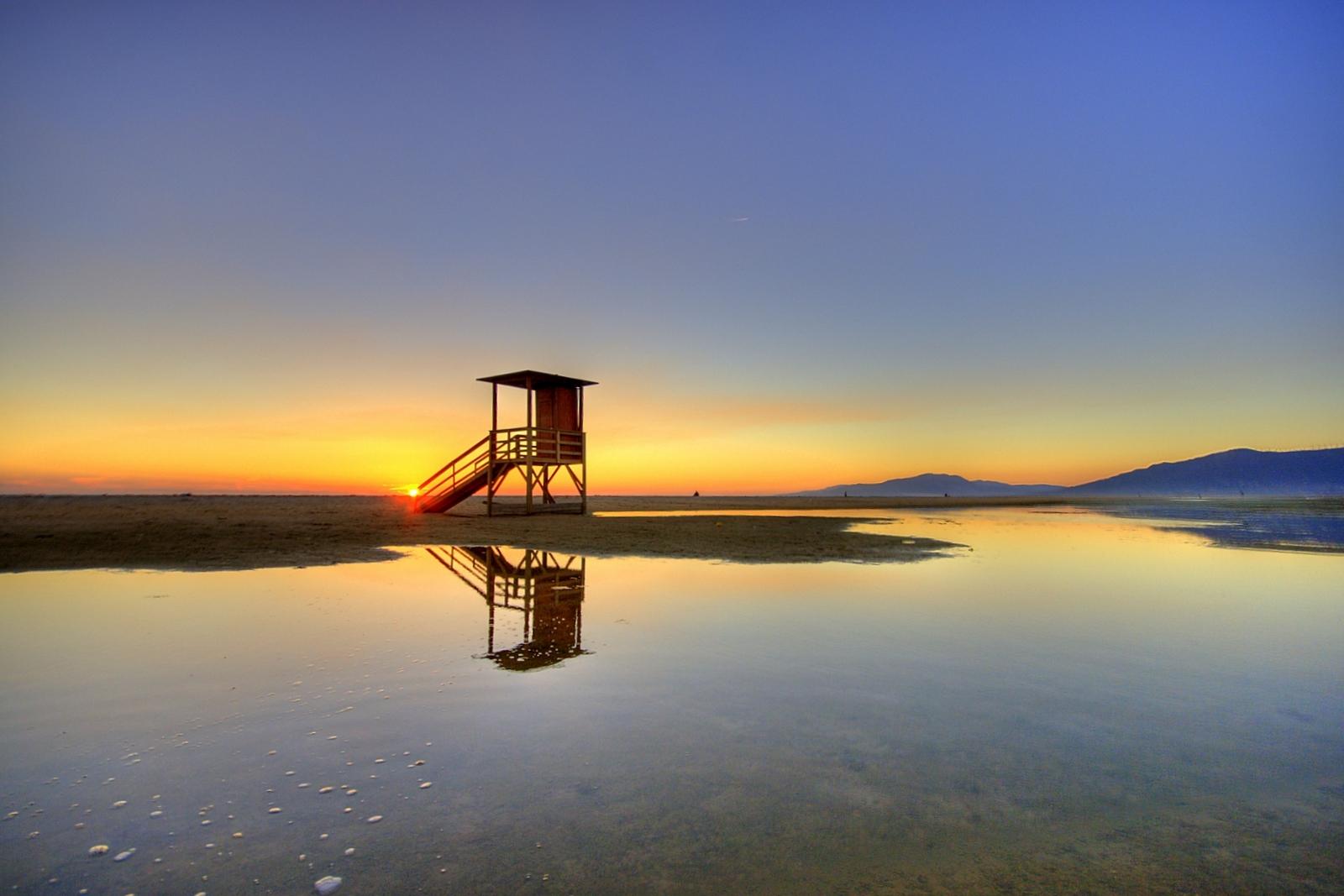 Foto playa Los Lances Sur. Playa de