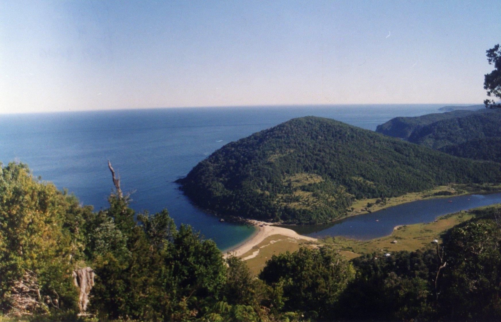 Foto playa Caleta del Fuego.