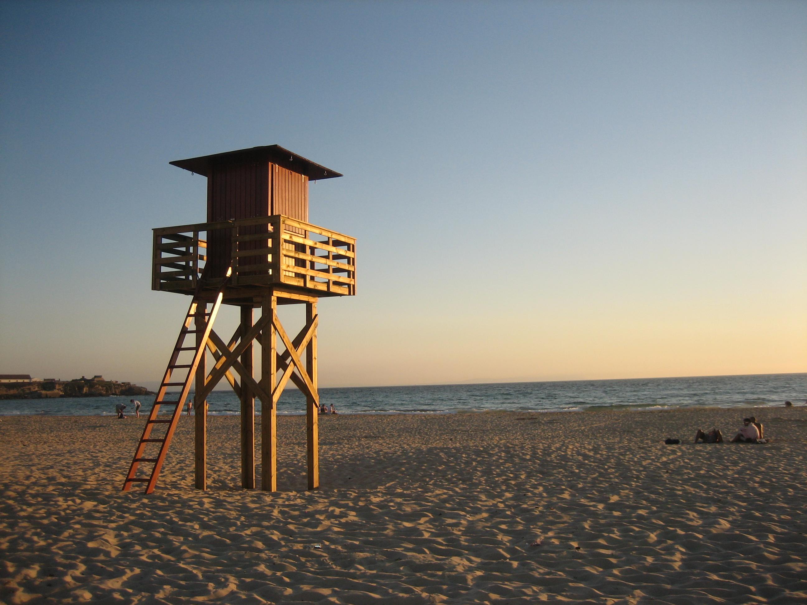 Foto playa Los Lances Sur. Los Lances