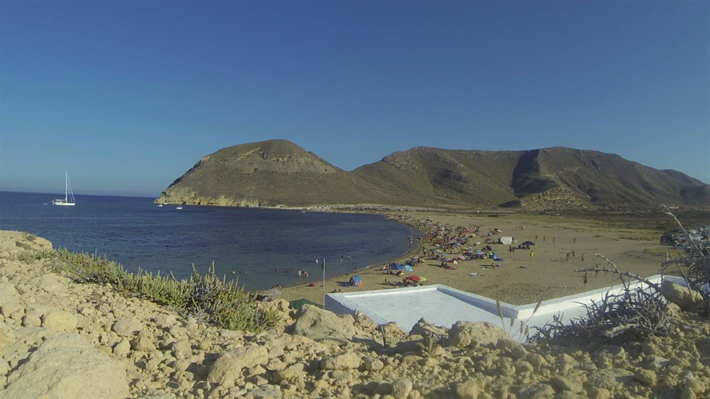 Foto playa El Callao.