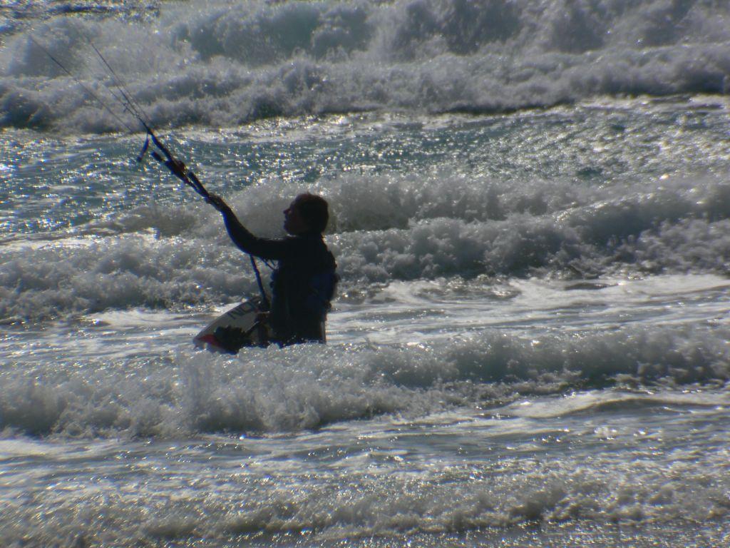 Foto playa Los Lances Norte. CADIZ - TARIFA