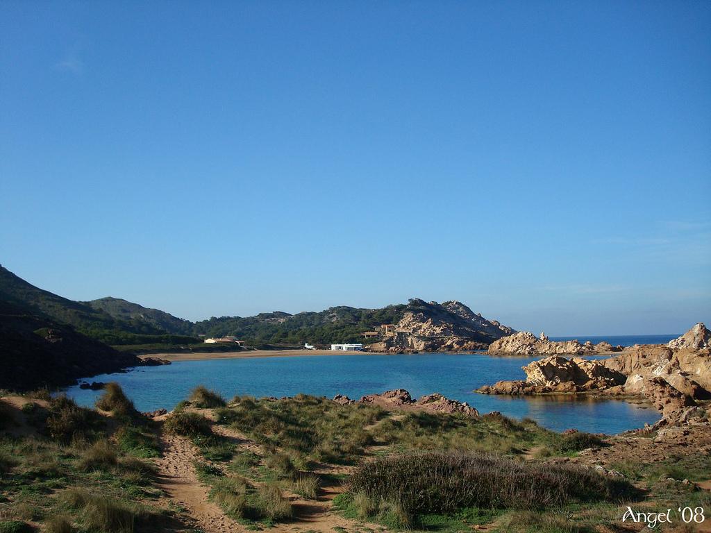 Foto playa La Tejita.