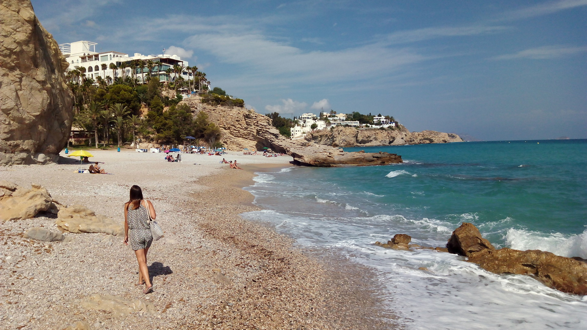 Playa Las Monjas