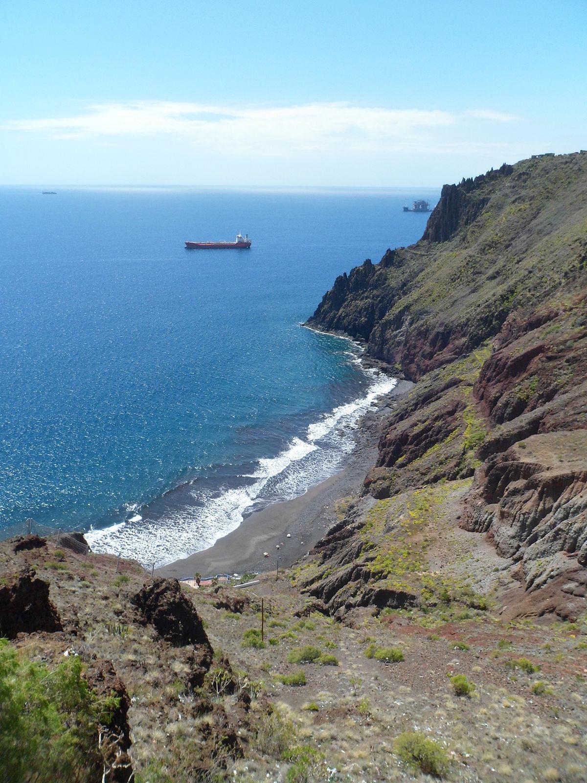 Foto playa Las Gaviotas.