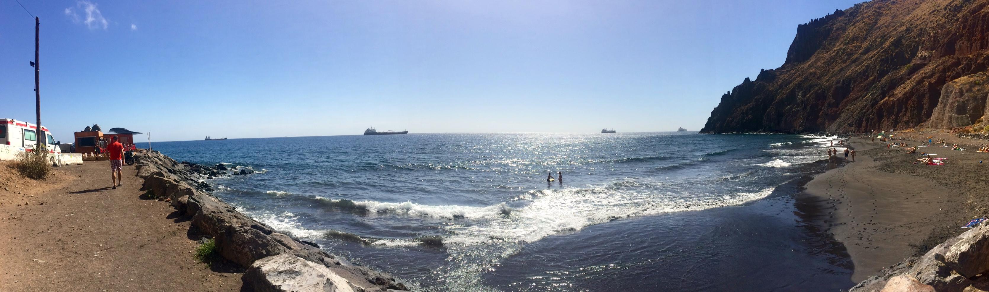 Playa Las Gaviotas