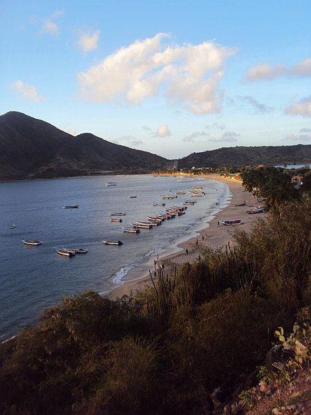 Foto playa La Galera.