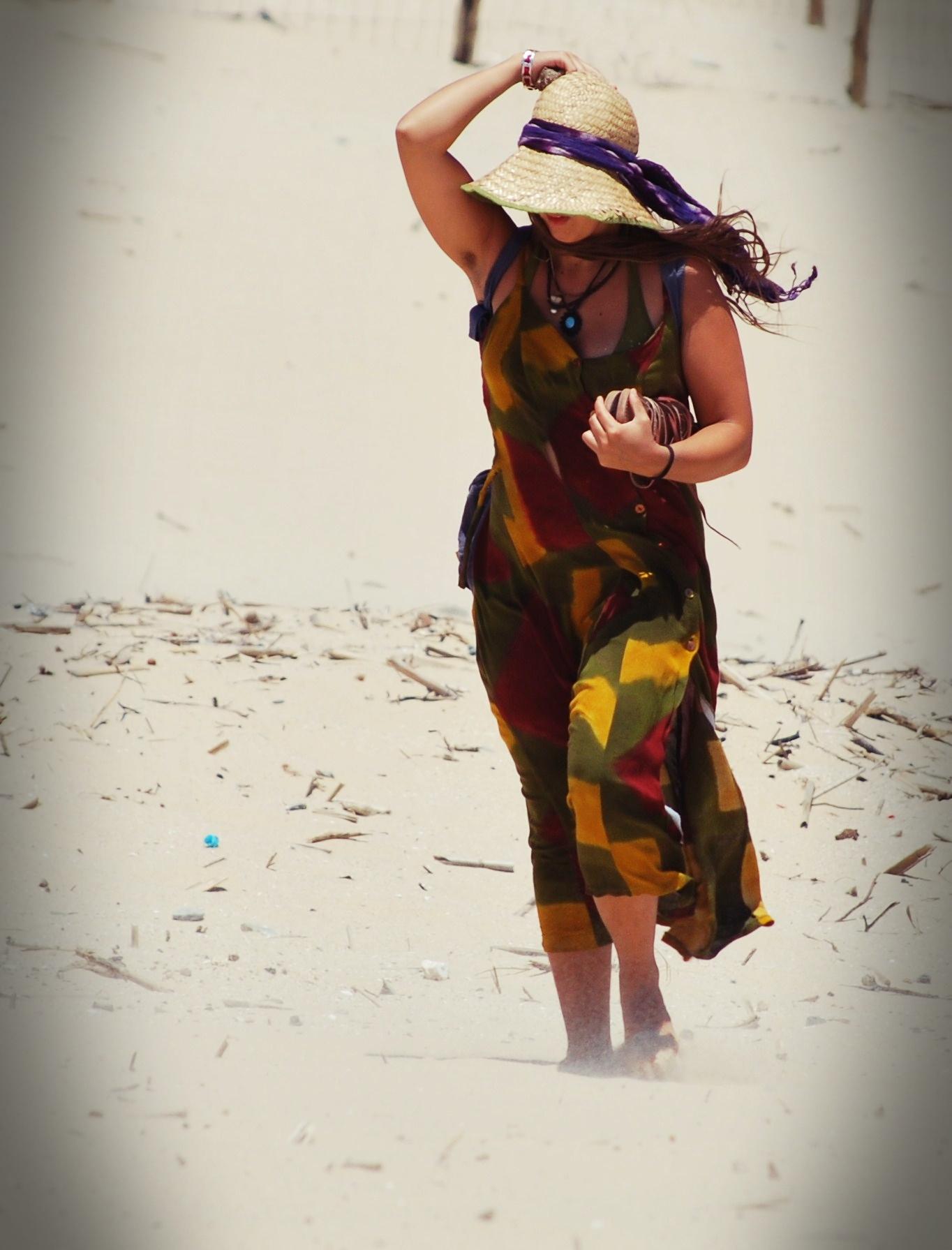 Foto playa Valdevaqueros. Contest 0908  ,Szello, Wind, Viento