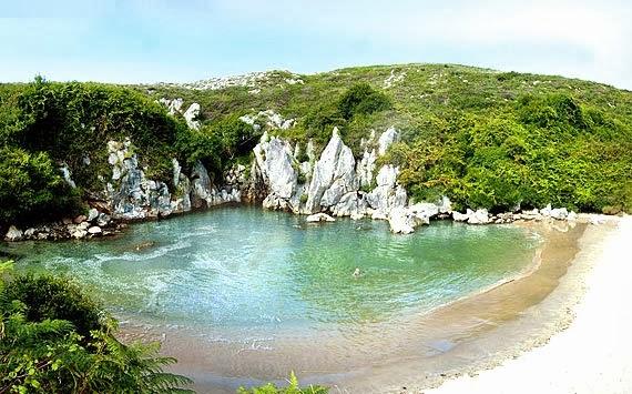 Foto playa Valle.