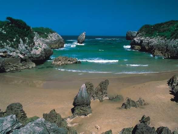 Foto playa Poo.