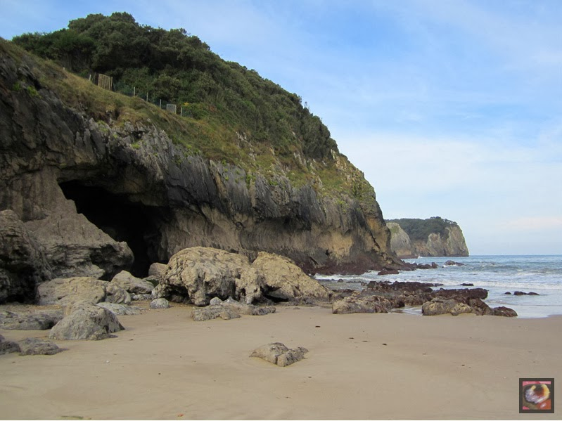 Foto playa Las Arenas.