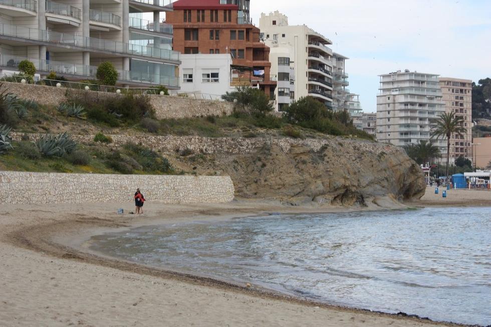 Foto playa El Tío Roig.
