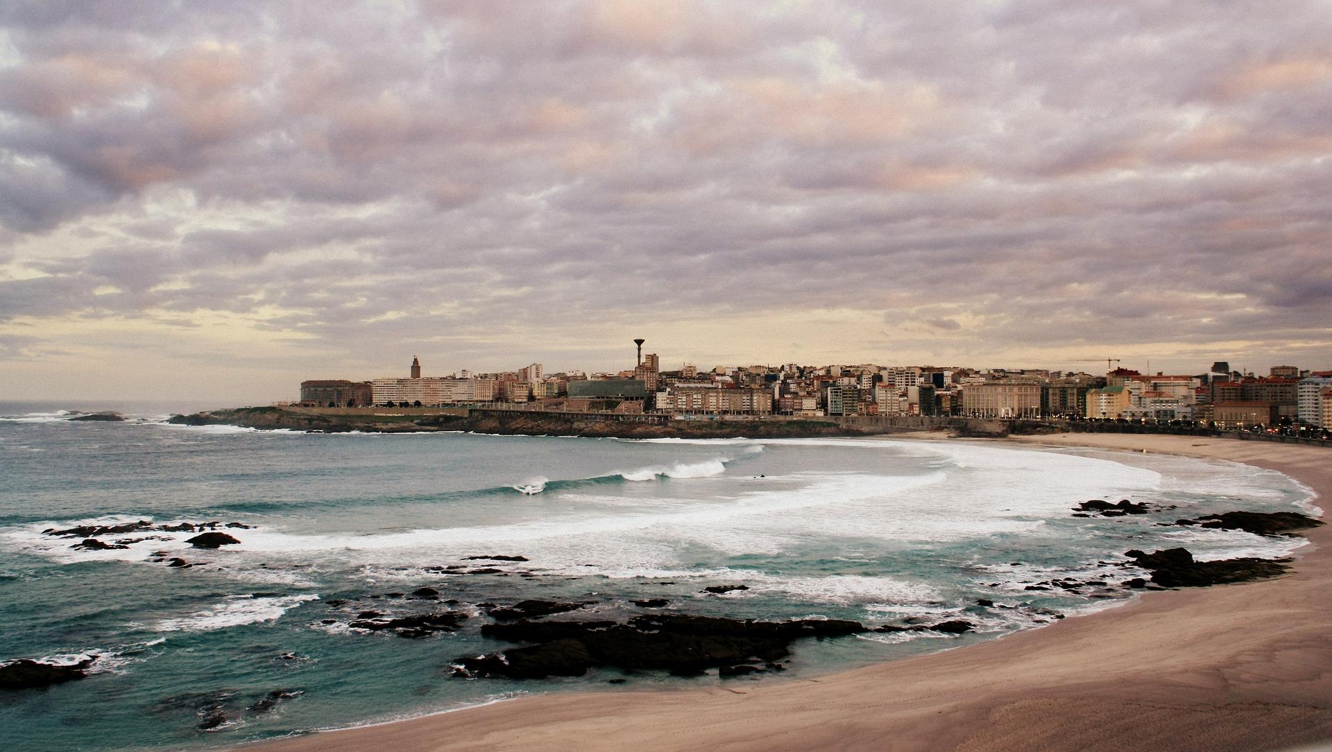 Playa Salomba / Playa do Portiño