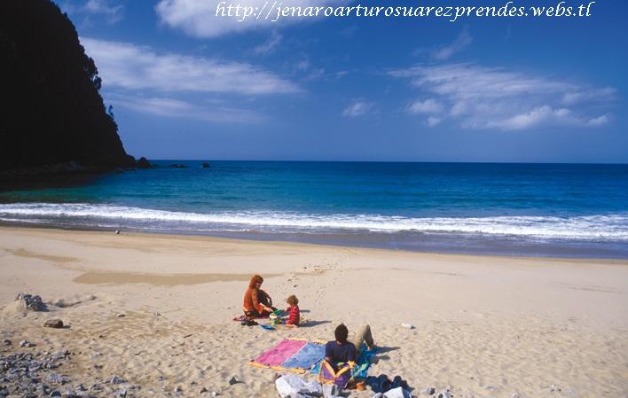 Foto playa San Pedro.