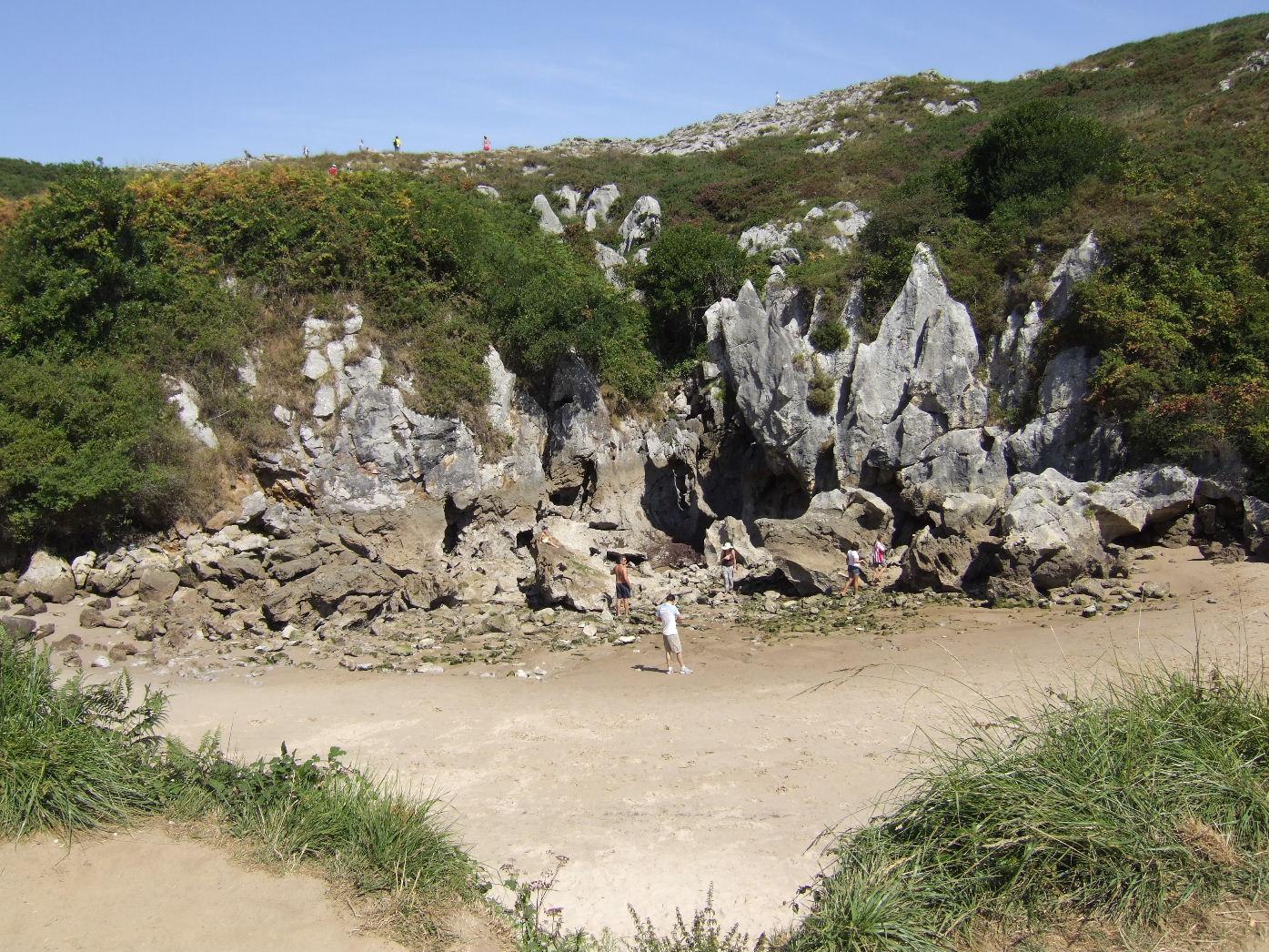 Foto playa Riás III.