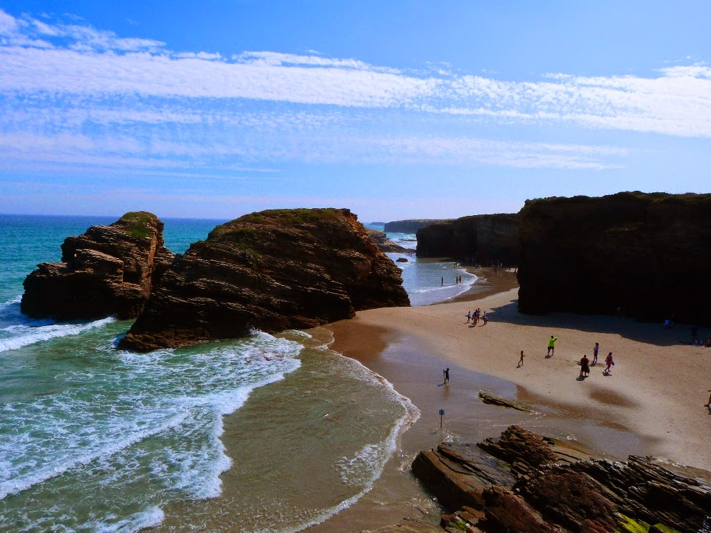 Foto playa Muiñelo / Moinelo.