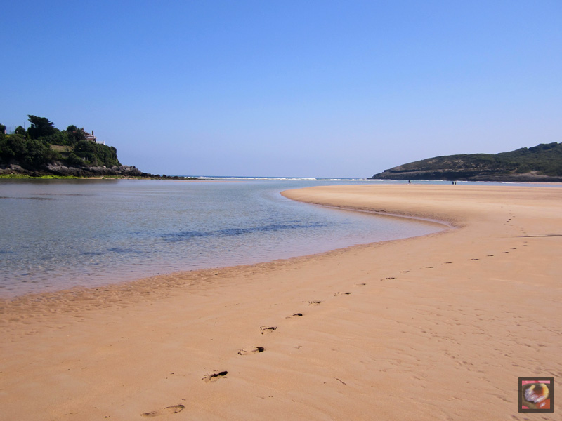 Foto playa As Insuas.