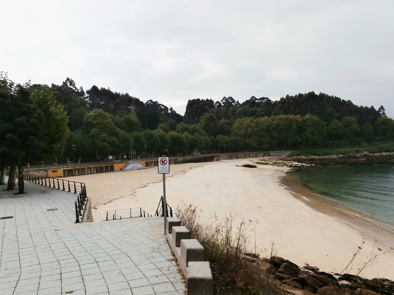 Foto playa Portocelo.
