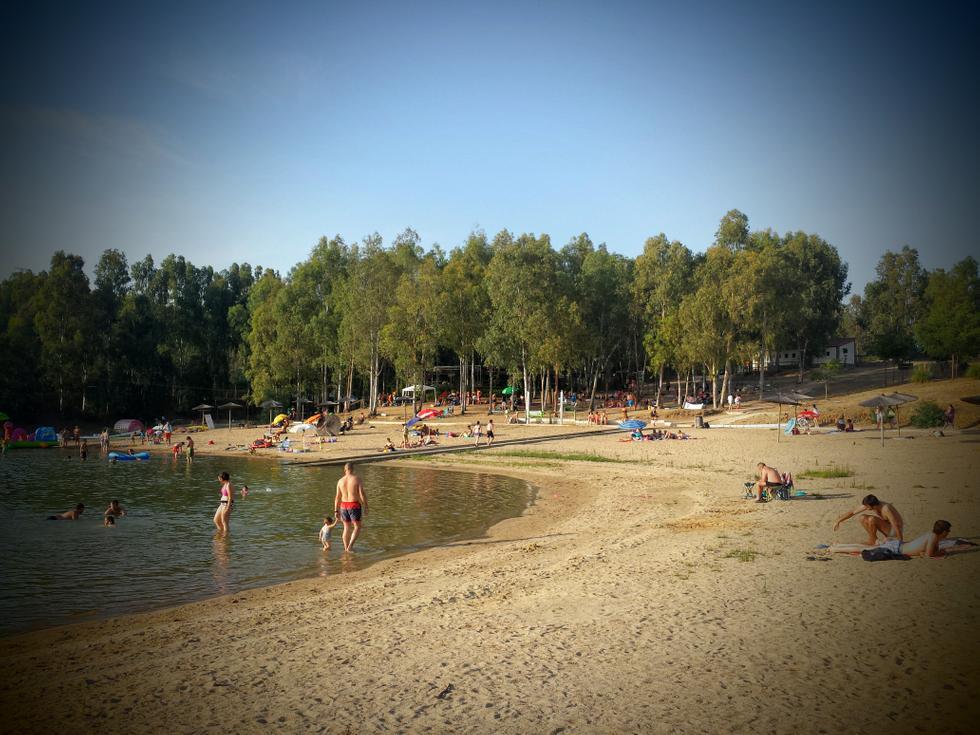 Foto playa Playa de la Isla.
