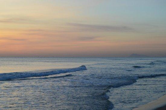 Foto playa Els Peixets.